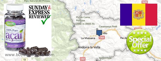 Where to Buy Acai Berry online Andorra