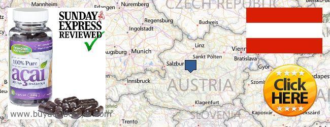 Where to Buy Acai Berry online Austria