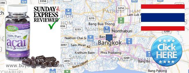 Where to Buy Acai Berry online Bangkok Metropolitan (Krung Thep Mahanakhon Lae Parimonthon), Thailand