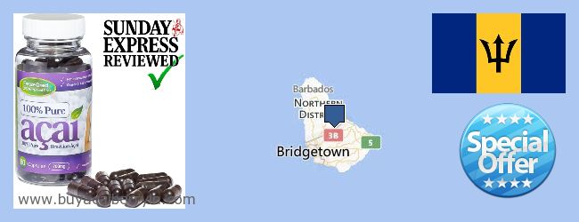 Where to Buy Acai Berry online Barbados