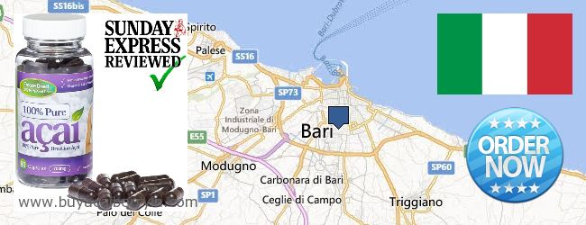 Where to Buy Acai Berry online Bari, Italy