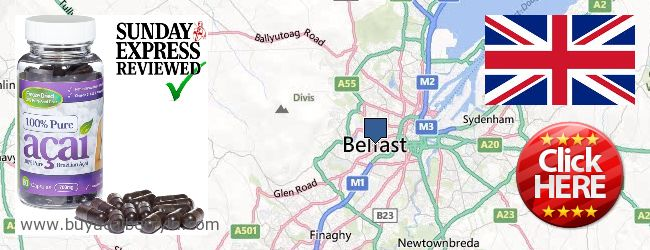 Where to Buy Acai Berry online Belfast, United Kingdom