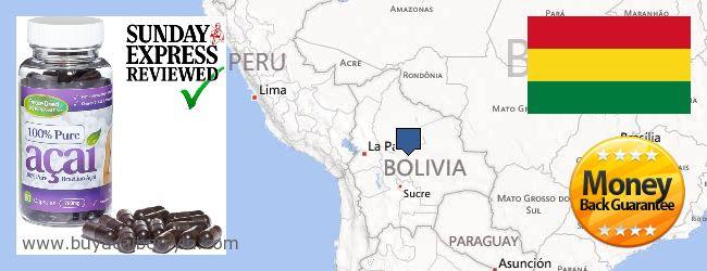 Where to Buy Acai Berry online Bolivia