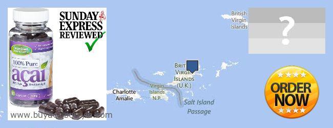 Where to Buy Acai Berry online British Virgin Islands