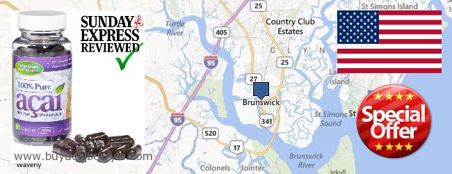 Where to Buy Acai Berry online Brunswick GA, United States