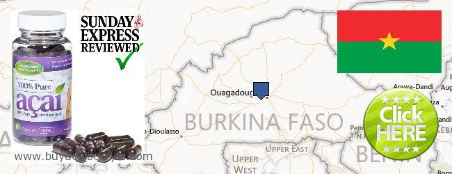 Where to Buy Acai Berry online Burkina Faso
