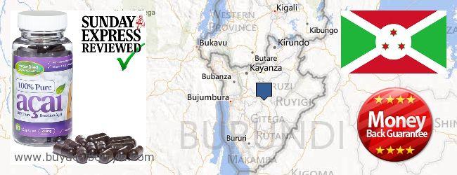 Where to Buy Acai Berry online Burundi