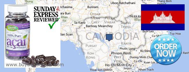 Where to Buy Acai Berry online Cambodia