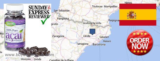 Where to Buy Acai Berry online Cataluña (Catalonia), Spain