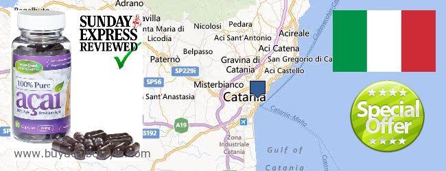 Where to Buy Acai Berry online Catania, Italy
