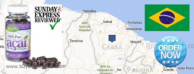 Where to Buy Acai Berry online Ceará, Brazil