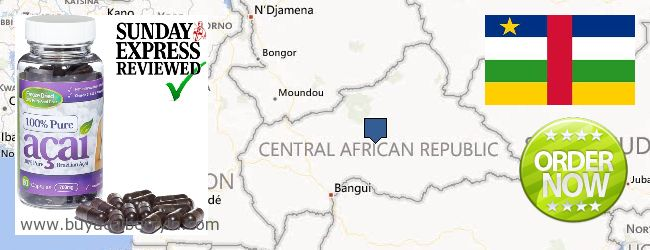 Where to Buy Acai Berry online Central African Republic