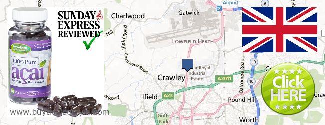 Where to Buy Acai Berry online Crawley, United Kingdom