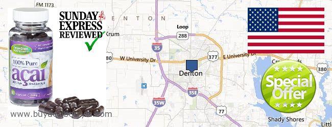 Where to Buy Acai Berry online Denton TX, United States