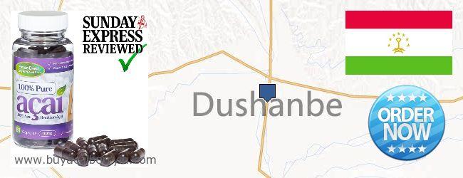 Where to Buy Acai Berry online Dushanbe, Tajikistan