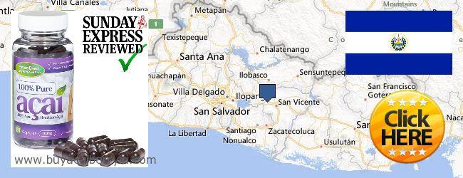 Where to Buy Acai Berry online El Salvador