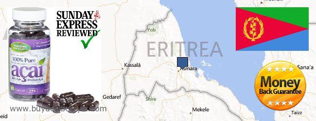 Where to Buy Acai Berry online Eritrea