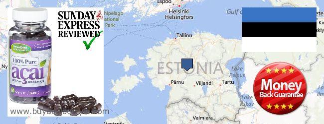Where to Buy Acai Berry online Estonia