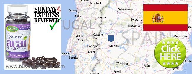 Where to Buy Acai Berry online Extremadura, Spain