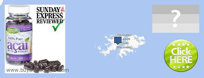 Where to Buy Acai Berry online Falkland Islands