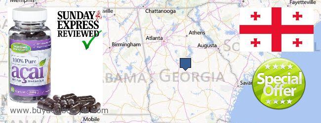 Where to Buy Acai Berry online Georgia