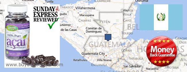 Where to Buy Acai Berry online Guatemala