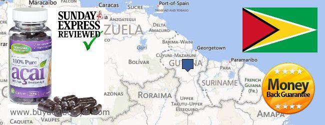 Where to Buy Acai Berry online Guyana