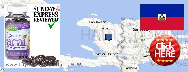 Where to Buy Acai Berry online Haiti