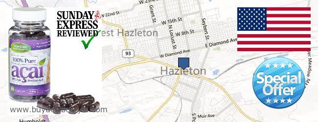 Where to Buy Acai Berry online Hazleton PA, United States