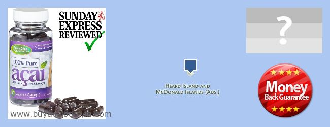 Where to Buy Acai Berry online Heard Island And Mcdonald Islands