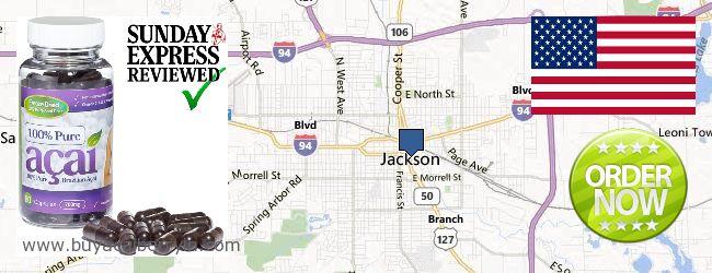 Where to Buy Acai Berry online Jackson MI, United States
