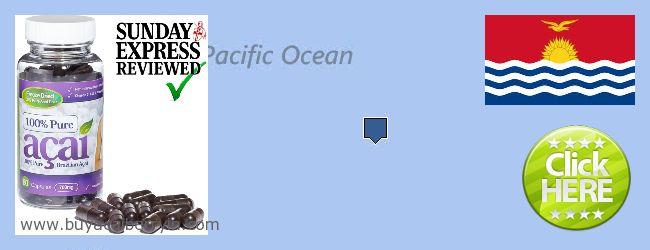 Where to Buy Acai Berry online Kiribati