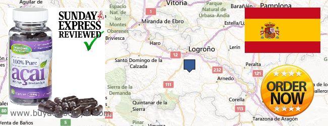 Where to Buy Acai Berry online La Rioja, Spain