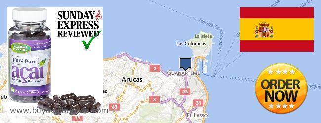 Where to Buy Acai Berry online Las Palmas de Gran Canaria, Spain