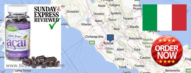 Where to Buy Acai Berry online Lazio (Latium), Italy