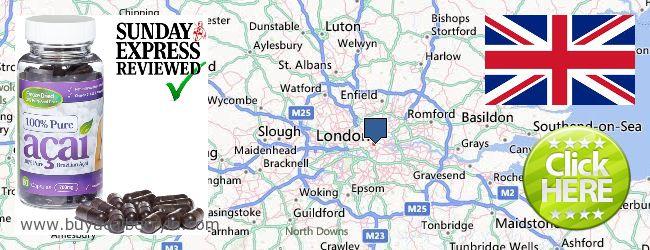 Where to Buy Acai Berry online London, United Kingdom