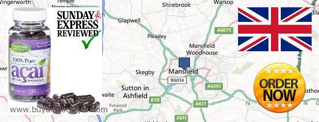Where to Buy Acai Berry online Mansfield, United Kingdom