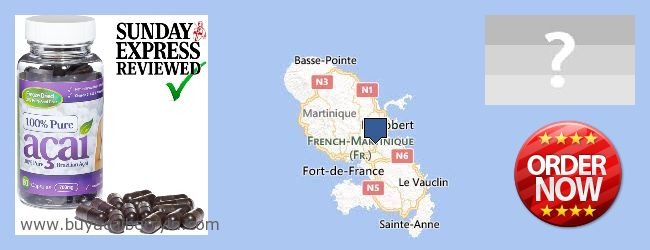 Where to Buy Acai Berry online Martinique