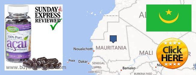 Where to Buy Acai Berry online Mauritania
