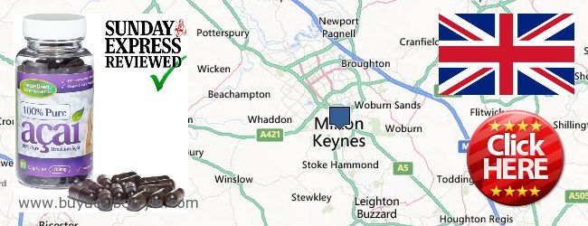Where to Buy Acai Berry online Milton Keynes, United Kingdom