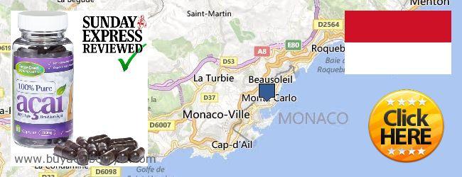 Where to Buy Acai Berry online Monaco