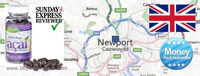 Where to Buy Acai Berry online Newport, United Kingdom