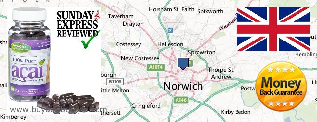 Where to Buy Acai Berry online Norwich, United Kingdom