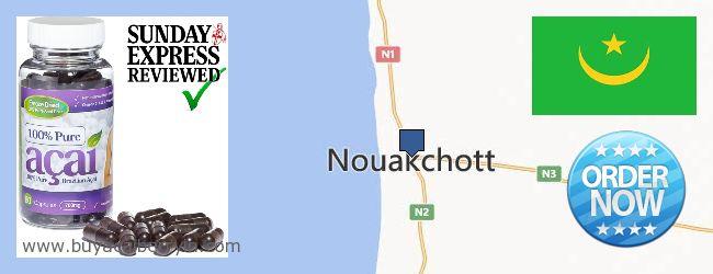 Where to Buy Acai Berry online Nouakchott, Mauritania