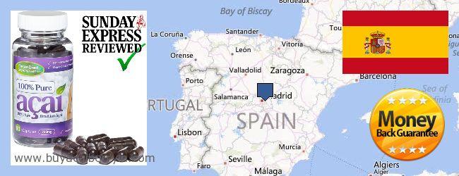 Where to Buy Acai Berry online Pais Vasco (Basque County), Spain