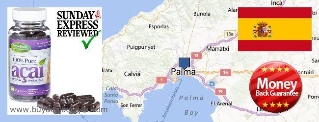 Where to Buy Acai Berry online Palma de Mallorca, Spain