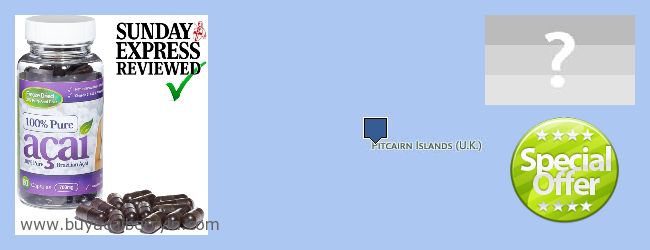 Where to Buy Acai Berry online Pitcairn Islands