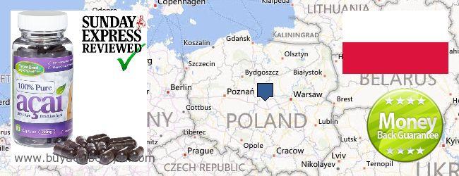 Where to Buy Acai Berry online Poland