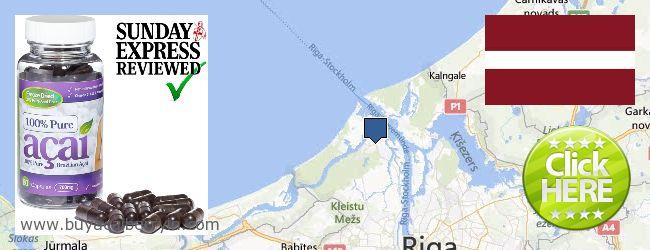 Where to Buy Acai Berry online Riga, Latvia