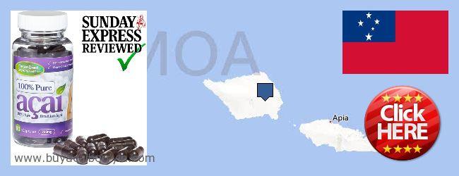 Where to Buy Acai Berry online Samoa